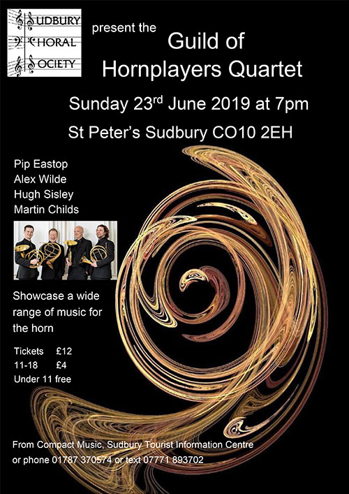 French Horn Concert Summer 2019